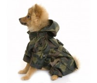 All In One Camouflage Dog Coat